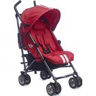 EasyWalker Mini Buggy s madlem - Fireball Red 2017