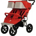 EasyWalker Duo Walker Plus - Berry Red