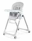Peg Perego Prima Pappa Follow Me - Linear grey 2019