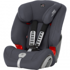 Britax Römer Evolva 1-2-3 Plus - Storm Grey 2019