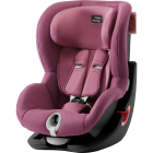 Britax Römer King II Black Edition - Wine Rose 2020 AKCE