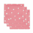 Little Lemonade pleny 3ks 70 x 70 cm - Dots Pink
