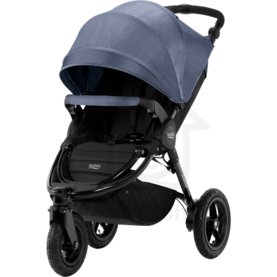 Britax Römer B-Motion 3 Plus Denim - Blue Denim 2020