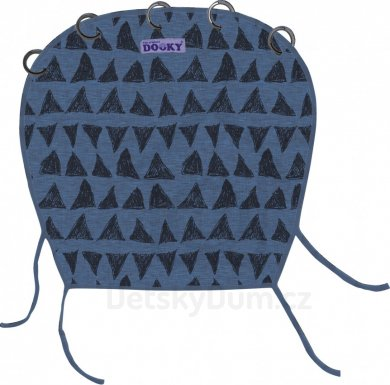 Dooky clona - Design - Blue Tribal