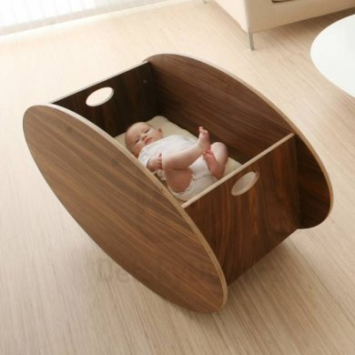 Babyhome SO-RO   - Walnut