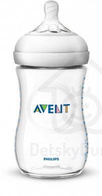 Philips AVENT láhev Natural 2.0 PP 260 ml - Čirá