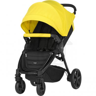 Britax Römer B-Agile 4 Plus - Sunshine Yellow 2019