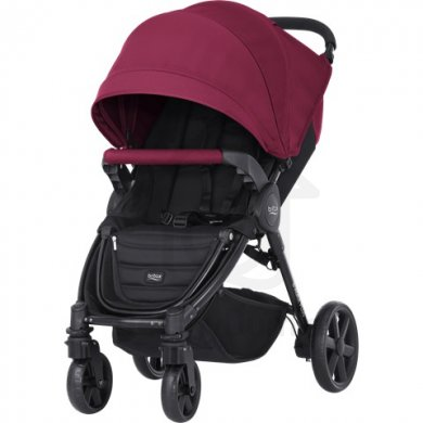Britax Römer B-Agile 4 Plus - Wine Red 2020