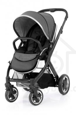 BabyStyle Oyster 2 Black - Tungsten Grey