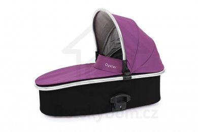 BabyStyle Oyster 2/Max/Zero hluboká korba + colour pack - Grape