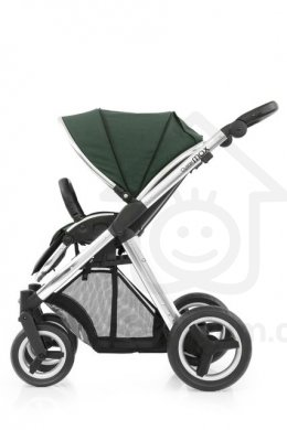 BabyStyle Oyster Max/ Silver - Olive Green