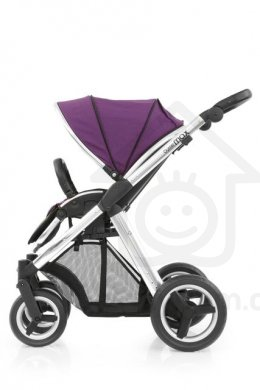 BabyStyle Oyster Max/ Silver - Wild Purple