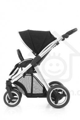 BabyStyle Oyster Max/ Silver - Ink Black