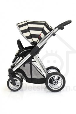 BabyStyle Oyster Max/ Silver - Humbug