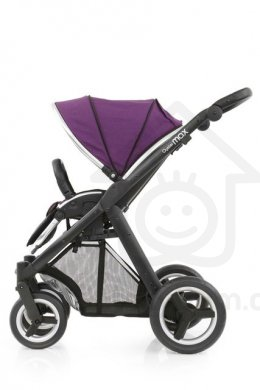 BabyStyle Oyster Max/ Black - Wild Purple