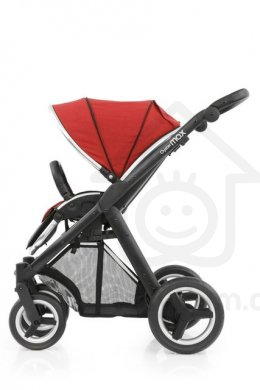 BabyStyle Oyster Max/ Black - Tango Red