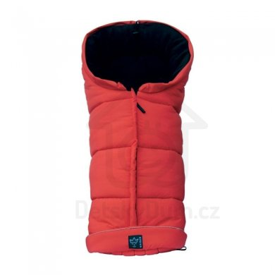 Kaiser Iglu Thermo Fleece fusak - Rot
