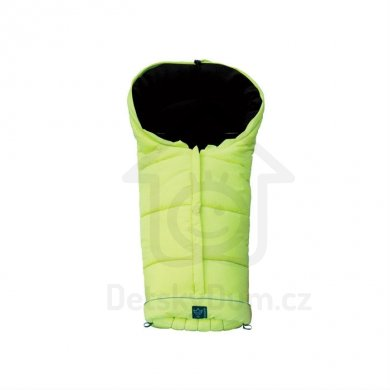 Kaiser Iglu Thermo Fleece fusak - Lime
