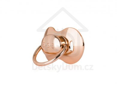 Bjällra of Sweden dudlík  - Rose Gold