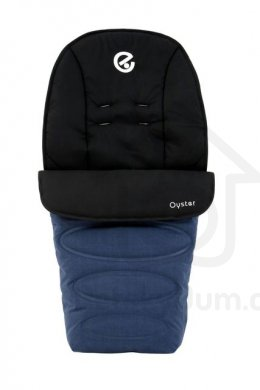 BabyStyle Oyster fusak - Oxford Blue