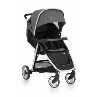 BabyStyle Oyster Lite + colour pack - Slate Grey 2017