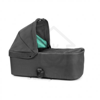 Bumbleride Carrycot Indie Twin - Dawn grey