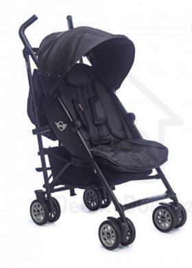 EasyWalker Mini Buggy s madlem - Midnight Jack 2017