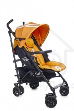 EasyWalker Mini Buggy s madlem - Volcanic Orange 2016