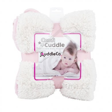 CuddleCo Comfi deka - Blush