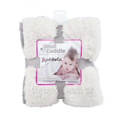 CuddleCo Comfi deka - Pebble