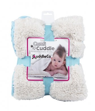 CuddleCo Comfi deka - Tiffany Blue