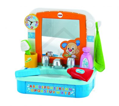 Fisher Price pejskovo umyvadlo smart stages