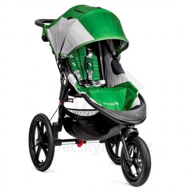 Baby Jogger Summit X3 - Green/gray 2020