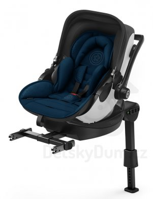 Kiddy Evoluna i-Size 2 + Isofix báze 2 - Mountain Blue 2018