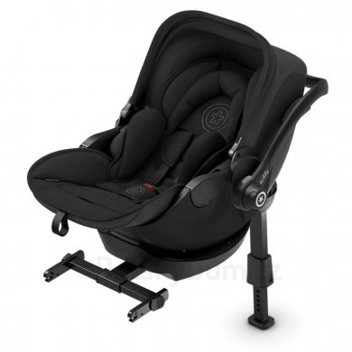 Kiddy Evoluna i-Size 2 + Isofix báze 2 - Midnight Black 2019