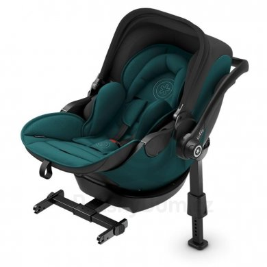 Kiddy Evoluna i-Size 2 + Isofix báze 2 - Deep Sea Green 2019