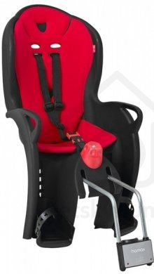 Hamax Sleepy - Black/red