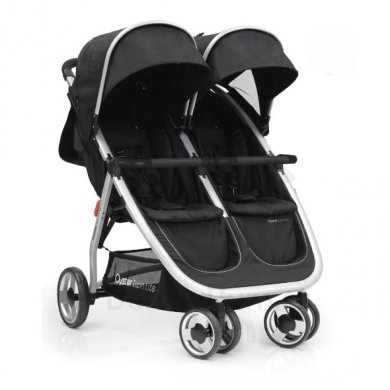 BabyStyle Oyster Twin Lite  - Black 2017