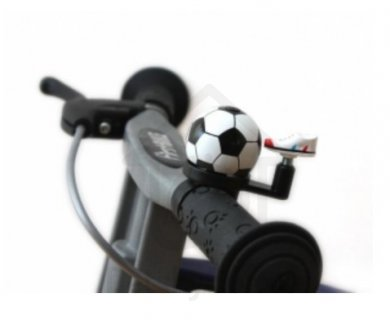 First Bike zvonek - Fotbal