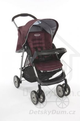 Graco Mirage Plus  - Plum 2017