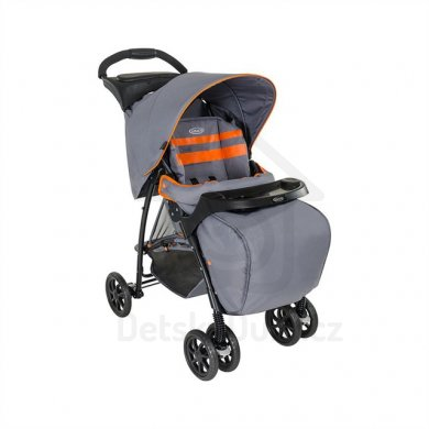 Graco Mirage Plus  - Neon Gray 2017