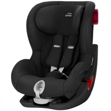 Britax Römer King II Black Edition - Cosmos Black 2020 AKCE