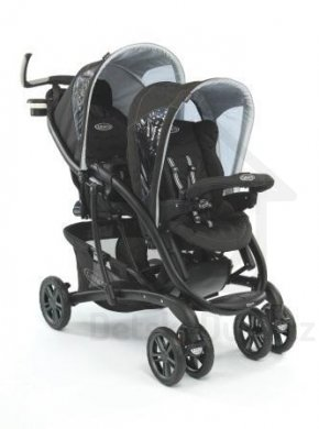 Graco Quattro Tour Duo - Sport Luxe 2017