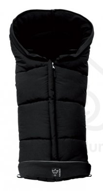 Kaiser Iglu Thermo Fleece fusak - Black