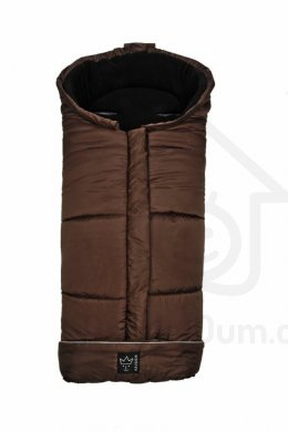 Kaiser Iglu Thermo Fleece fusak - Brown/Black