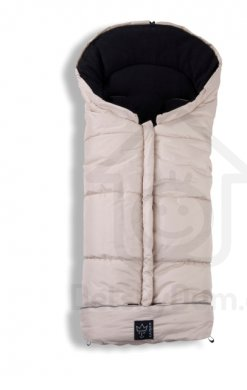 Kaiser Iglu Thermo Fleece fusak - Sand