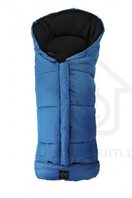 Kaiser Iglu Thermo Fleece fusak - Blau