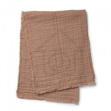 Elodie Details deka Soft Cotton Blanket  - Faded Rose