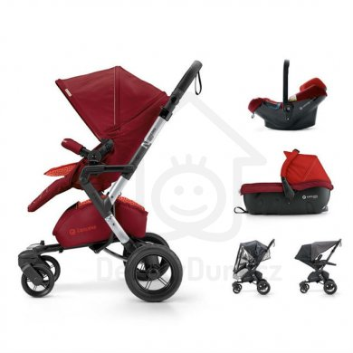Concord Neo Travel Set - Flaming Red 2017