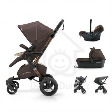 Concord Neo Travel Set - Toffe Brown 2017